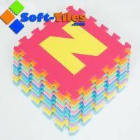 Wholesale Eco-friendly Alphabet Puzzle Mat without Formamide from china suppliers