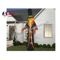 Wholesale 3M Airblown Halloween Inflatable Ghost Pumpkin Man Factory Supplier in China from china suppliers
