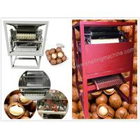 Buy cheap 120 kg/h Macadamia Nut Slotting Machine for Sale from wholesalers
