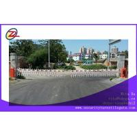 Wholesale Custom Double fence RS 485 Tubular Barrier Gates / Traffic Arm Barriers from china suppliers