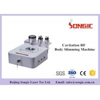 Wholesale Portable Home Use RF Ultrasonic Cavitation Slimming Machine For Body Shaping from china suppliers