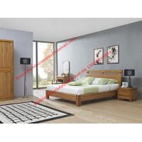 Super quality wooden apartment design import ruber solid wood latest