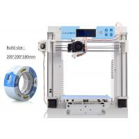 Wholesale Single Extruder Diy Reprap 3D Printer Multi - Color For Home Use from china suppliers