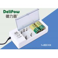 Wholesale 2 D5000mAh Rechargeable Battery Kit With Multi - Functional Design from china suppliers