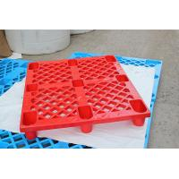 Wholesale Heavy duty red plastic pallet from china suppliers
