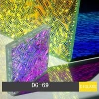 Wholesale Dichroic Shattered Glass from china suppliers