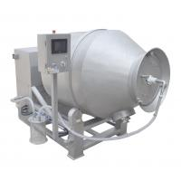 Wholesale Safety 1500 Liter Vacuum Meat Tumbler Separative Drum Support Two Speeds from china suppliers