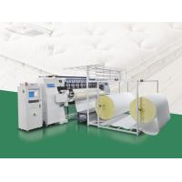 High Efficiency Computerized Multi Needle Quilting Machine 2450mm Width