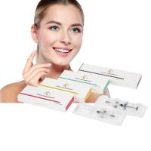 China 2ml long lasting effect ce certificate hyaluronic acid dermal filler on sale