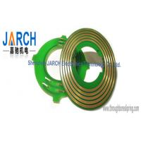 Wholesale PCB Type Pancake Slip Ring From JARCH with through bore size 35mm 6 Thickness Speed:200RPM from china suppliers