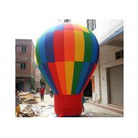 Wholesale Customized Design Inflatable Advertising Products , Large Inflatable Balloon For Square from china suppliers