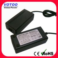LED Strip 12V 3A Ac Dc Adapter Power Supply 600mA Short Circuit