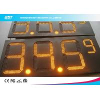 Buy cheap High Resolution 20 Inch Led Gas Price Display With Rf Remote Control from wholesalers