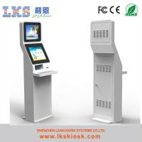 Wholesale Self Service Bill Payment Kiosk With Receipt Printer For Cash Terminal from china suppliers