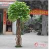 Buy cheap 1.5m indoor&outdoor park/resturant landsaping artificial banyan tree from wholesalers