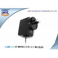 Wholesale 6W Australia Type 12v Power Adapter 500ma , RCM VI Switching Power Adapter from china suppliers