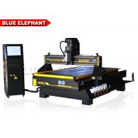 Buy cheap 9.0KW Wood Router CNC Machine 1325 , wood working machinery for wood door from wholesalers