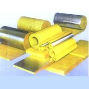 Quality Fiberglass wool pipe thermal insualtion material for sale