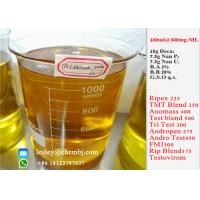 Wholesale Injectable Mixed Steroids Oil Tri Deca 300mg/ML Dosage and Recipe for Bulking Cycle from china suppliers