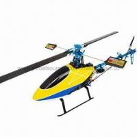 Wholesale 500 RTF Helicopter, Comes in Blue and Yellow, Suitable for 3D 6CH from china suppliers