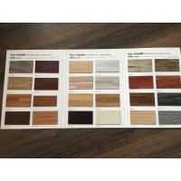 Buy cheap 6*36 Wood Pattern PVC Flooring, 2.0mm thickness from wholesalers