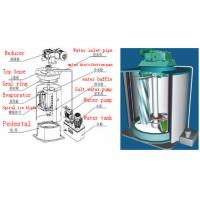CE Approved Stainless Steel Ice Maker Machine Manufacturer