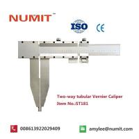 Wholesale Large 0-2500mm Long Jaw Vernier Caliper With Steel Sliding Pin Handles from china suppliers