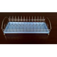 Buy cheap 1-layer of metal storage racks with tray from wholesalers