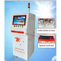Wholesale Automatic Cable Laser Wire Marking Machine Speed Up To 200M / Minute from china suppliers
