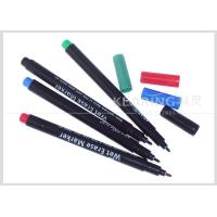Wholesale Colorful Wet Erase Pen for Temporary Marking on Plastic Easily Wiped Off by Wet Fabric from china suppliers
