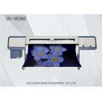 Wholesale TOSHIBA Printhead Eco Solvent Printers, Aluminum Digital Printing Fabric Machine Galaxy UD 18C8AC from china suppliers