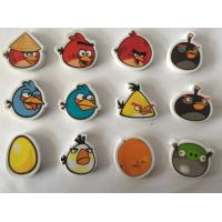 Buy cheap promotional advertising animal cartoon gift custom eraser,full color printed eraser from wholesalers