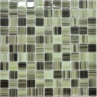 Wholesale Wide vertical boarder decoration with white background moaic tile for sales from china suppliers