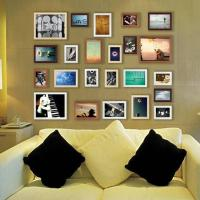 Wholesale Photo Frame Wall Decals Removable Memories Stickers Decor Art Mural Wall Sticker Home from china suppliers