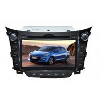 "Wholesale 6.95"" Inch Digital Screen Hyundai DVD Players I30 gps navigation system with 3G Internet from china suppliers"