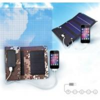 Wholesale  5V 3W 2SC1-3-LI flexible portable foldable mini solar ipad charger case  from china suppliers
