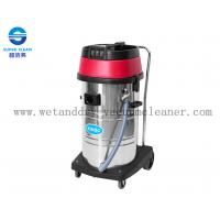 Wholesale High Capacity Wet and Dry Industrial Vacuum Cleaners Stainless Steel Tank from china suppliers