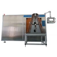 Wholesale Heat Exchanger Vacuum Chamber Helium Leak Detection System 1g/a Leakage Rate 6min/pc from china suppliers
