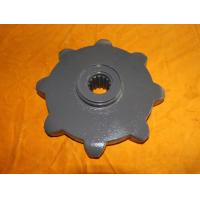 Wholesale Kubota combine Harvester chain drive sprockets 5T057-1646-0 , harvester combine parts for Kubota DC-60 / DC-70 from china suppliers