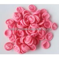 Wholesale Pink color Latex anti static finger cots / ESD Pink Finger Stall for industry electronics parts from china suppliers