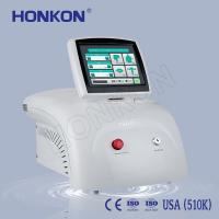 Wholesale 980Nm Diode Laser Face Vein Removal Machine Portable , 980Nm Diode Laser Blood Vessel Removal Machine from china suppliers