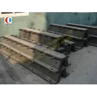Wholesale Dock Protection Marine Dock Fenders Black Low Surface Pressure from china suppliers