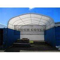 Wholesale Low cost, easy install, 6m Wide Container Shelter from china suppliers