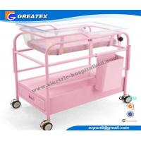 Wholesale Simple Style hospital baby Cot / Trolley / carriage With Adjustable Height from china suppliers
