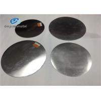 Wholesale Bright Dip CC Aluminum Circles 1050 Width 300mm Temper O - H112 Round Aluminum Sheet from china suppliers