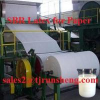 Wholesale SBR latex For Paper, Styrene Butadiene Latex from china suppliers