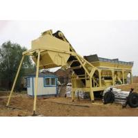 Wholesale 200M3/H Mobile stabilized soil Cement Mixing Plant from china suppliers
