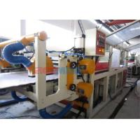Wholesale Three Layer Co - Extrusion PVC Foam Board Machine For Kitchen Cabinet 1220mm Width from china suppliers