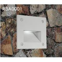 Wholesale Aluminum Alloy Electrostatic Dusting Finishing IP55 Exterior Wall Mounted Lights 3W from china suppliers