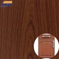 Buy cheap Standards Interior Furniture Decorative Film PVC Thickness 0.12mm - 0.6mm from wholesalers